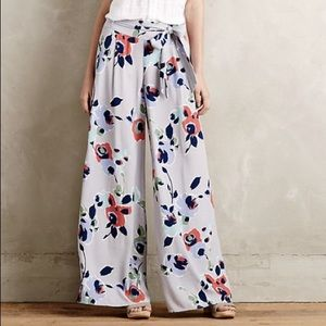 ANTHROPOLOGIE Ambrosia Wide-Leg Pant